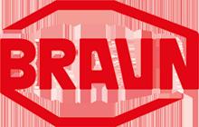 2. Logo BRAUN